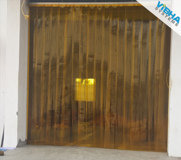Insect Prevent PVC Strip Curtains