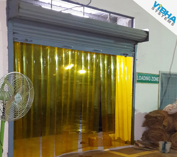 Insect Proof PVC Strip Curtains